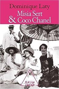 Misia Sert et Coco Chanel par Dominique Laty