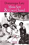 Misia Sert et Coco Chanel par Laty