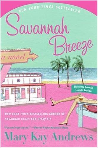 Savannah Breeze Amazon Co Uk 9780060564674 Books