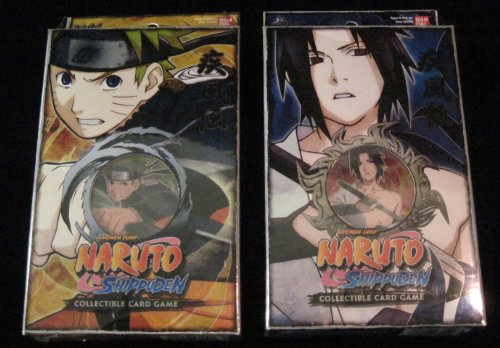 Naruto Shippuden Collectible Card Game Fatel Reunion - Scorching Sword and Su... (Naruto Singles Cards)