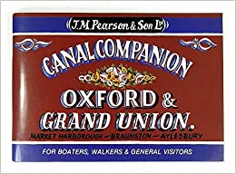 Book Pearson's Canal Companion: Oxford & Grand Union CanalsMarket Harborough-Braunston-Aylesbury