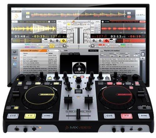 table de mixage mixvibes u-mix control