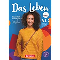 Das Leben - Deutsch als Fremdsprache - A1: Teilband 2: Kurs- und Übungsbuch - Mit PagePlayer-App inkl. Audios, Videos…