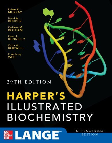 By Robert K. Murray - Harpers Illustrated Biochemistry 29th Edition (Lange Basic Science) (29th Edition) (3.2.2012) pdf epub