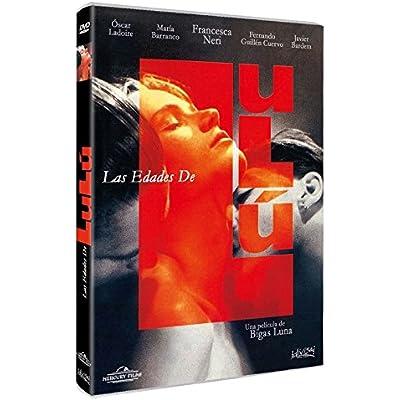 Las edades de Lulú [DVD]