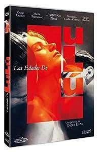 Las edades de Lulú [DVD]: Amazon.es: Francesca Neri