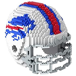 Buffalo Bills 3D Brxlz - Helmet