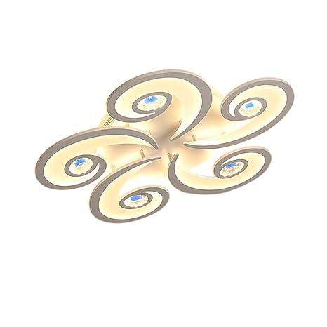 LED Iluminación de techo regulable Lámpara de techo con ...