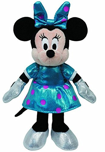 Minnie Mouse - Teal Sparkle Outfit - Small