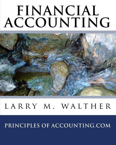Financial Accounting: Principles of Accounting.com