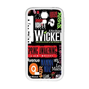 Wicked Cell Phone Case for Samsung Galaxy S4