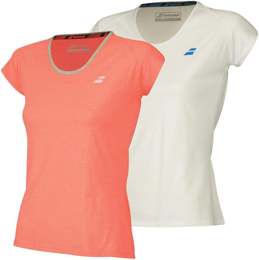 Babolat Core Women Tennis Top orange