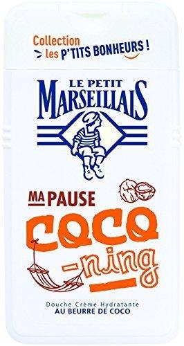 Le Petit Marseillais Ma Pause Coco-ning Coconut Butter Shower Cream