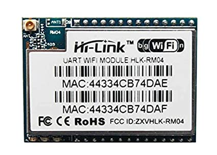 Mallb WiFi - Módulo WiFi Integrado a UART, transmisión ...