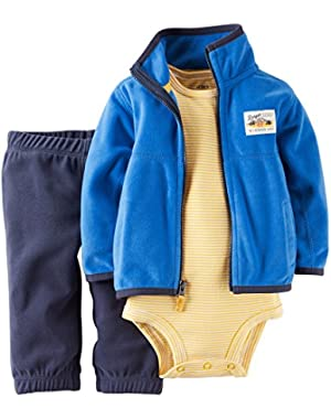 Carter's Jacket, Bodysuit and Pants - Baby Boys ne