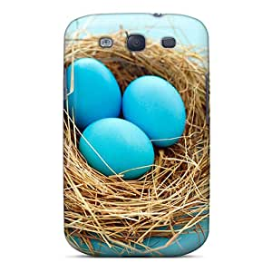 Ideal DonnaLConner Case Cover For Galaxy S3(eggs), Protective Stylish Case