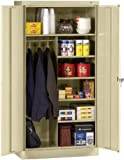 72inH x 18inD Standard Combination Cabinet by Tennsco