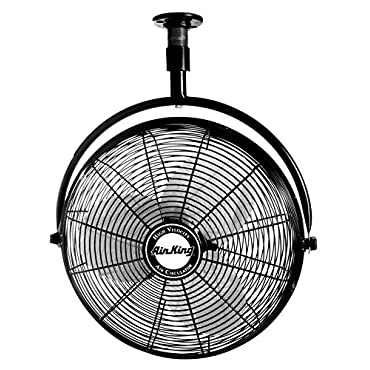Air King 20 1/6 HP Non-Oscillating Ceiling Mount Fan  (AK-9320)