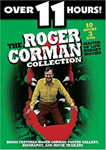 The Roger Corman Collection: Master of Low Budget Movies from St Clair Vision