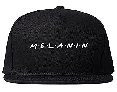 FASHIONISGREAT Melanin Friends Magic Snapback Hat