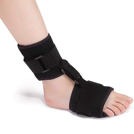 Tobillera hinchable, ortopédica ajustable para el tobillo ...