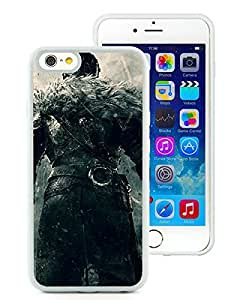 Dark Souls II White Cool Customized Design iPhone 6,iPhone 6s 4.7 Inch Silicone TPU Case
