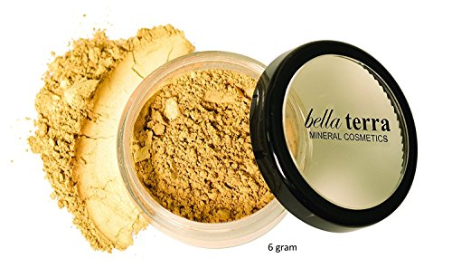 Bella Terra - Mineral Foundation - 6 gram - Natural Makeup