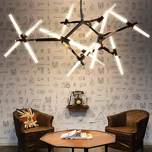 Modern Metal Pendant Lights in US - 3