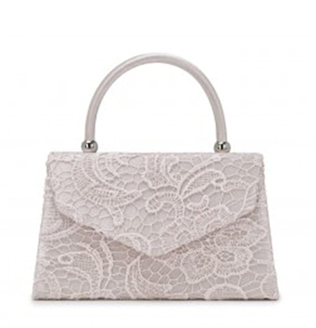 2d1a78af8 LeahWard MINI Bow Bags Small Size Cute Patent Bow Handbags Cross Body Bag  (APRICOT LACE BAG): Amazon.co.uk: Shoes & Bags
