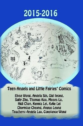 Read Online Teen Angels and Little Fairies' Comics PDF