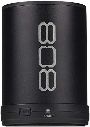 808 CANZ Bluetooth Wireless Speaker - Black