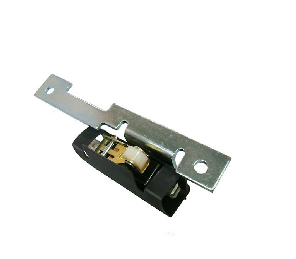 Siemens HA161234 Auxiliary Contact Kit 125/250 Volt AC 10 Amp 1 NO-1 NC for Use Heavy Duty Safety Switches Speedfax, Black