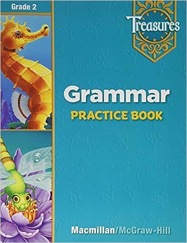 Language Art Program Grammar Grade 2 MacMillan