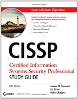 CISSP: Certified Information Systems Security Professional Study Guide Front Cover