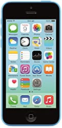 Apple Iphone 5c Factory Unlocked Cellphone, 8gb, Blue