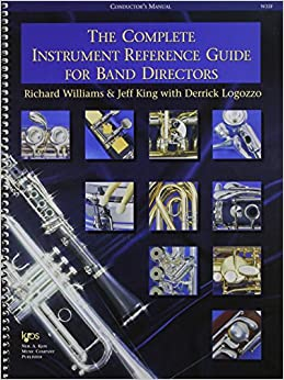 _FB2_ The Complete Instrument Reference Guide For Band Directors (conductor's Manual). Binds protests Viajar cercas Malaga Sagrado hours