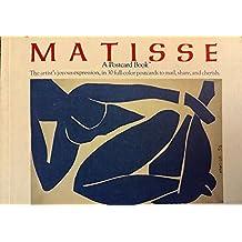Matisse: A Postcard Book