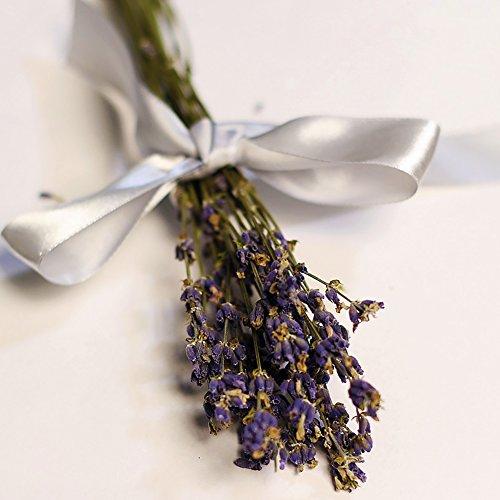 Lavender Flowers,100pcs/200pcs Real Natural Lavender bunch Dried Flower Royal Velvet Lavender Bundles for DIY Home Office Party Wedding Decor(100))