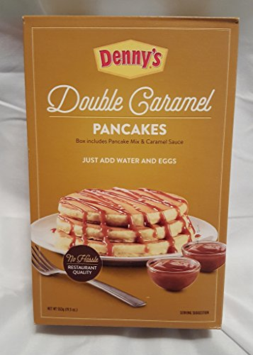 Denny's Pancake Mix (Double Caramel) (Dennys Mix)