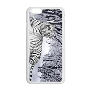 """Cool Funny Tiger Hot Fashion Design Case for iPhone6 Plus 5.5"""" Style 03"""