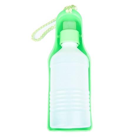 XUJW-MASCOTA, Dispensador de la botella de la bebida de la alimentación del agua del gato del perro casero ...