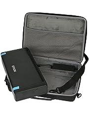 Hard custodia Borse Viaggio per Epson Workforce WF-100W Stampante Portatile Inkjet di co2CREA(travel case)