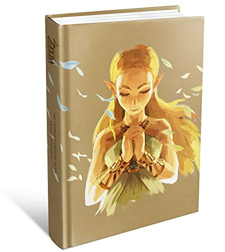The Legend of Zelda: Breath of the Wild The Complete Official Guide: -Expanded - Right Table Corner Extended