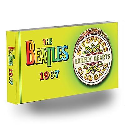 Fliptomania Beatles Flipbook: Toys & Games