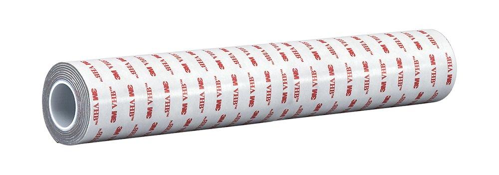 3M VHB Tape RP62 11 in width x 5 yd length, 1 roll