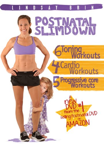 Postnatal SlimDown by Lindsay Brin & Moms Into Fitness ()