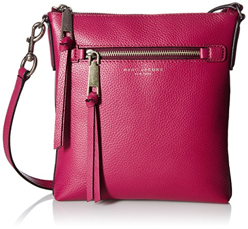 Crossbody Marc Jacobs Recruit Wild South Berry North r8n8RO