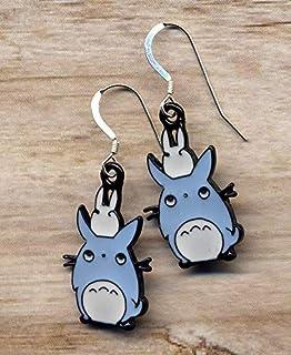13fd823590ab7 Amazon.com: Seeka Painter's Palette Artist Earrings E0838: Dangle ...