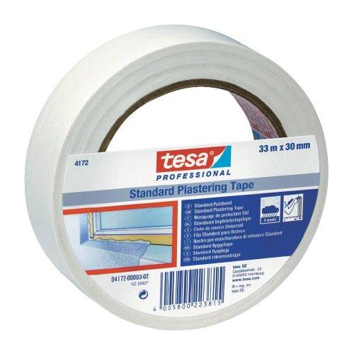 TESA Putzband Tesa® Weiß (L x B) 33 m x 30 mm Inhalt: 1 Rolle(n)