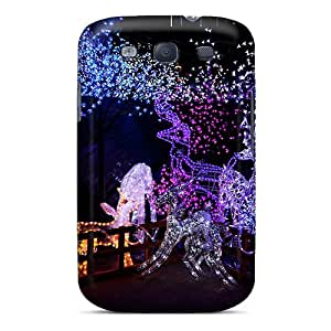 Hot Outdoor Christmas Decorations First Grade Tpu Phone Case For Galaxy S3 Case Cover